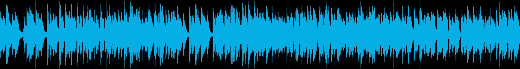 すっとぼけファンキーリコーダー※ループ版の再生済みの波形
