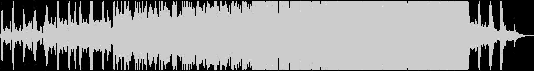 現代の交響曲 劇的な 神経質 文字...の未再生の波形