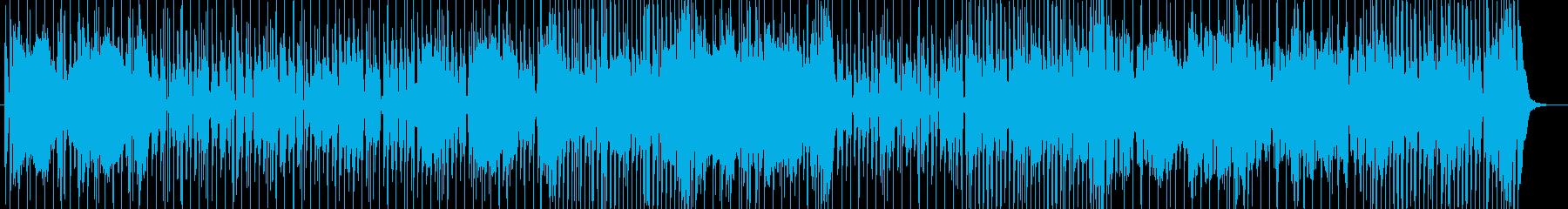 トラディショナル、レゲエ、ポップ。の再生済みの波形