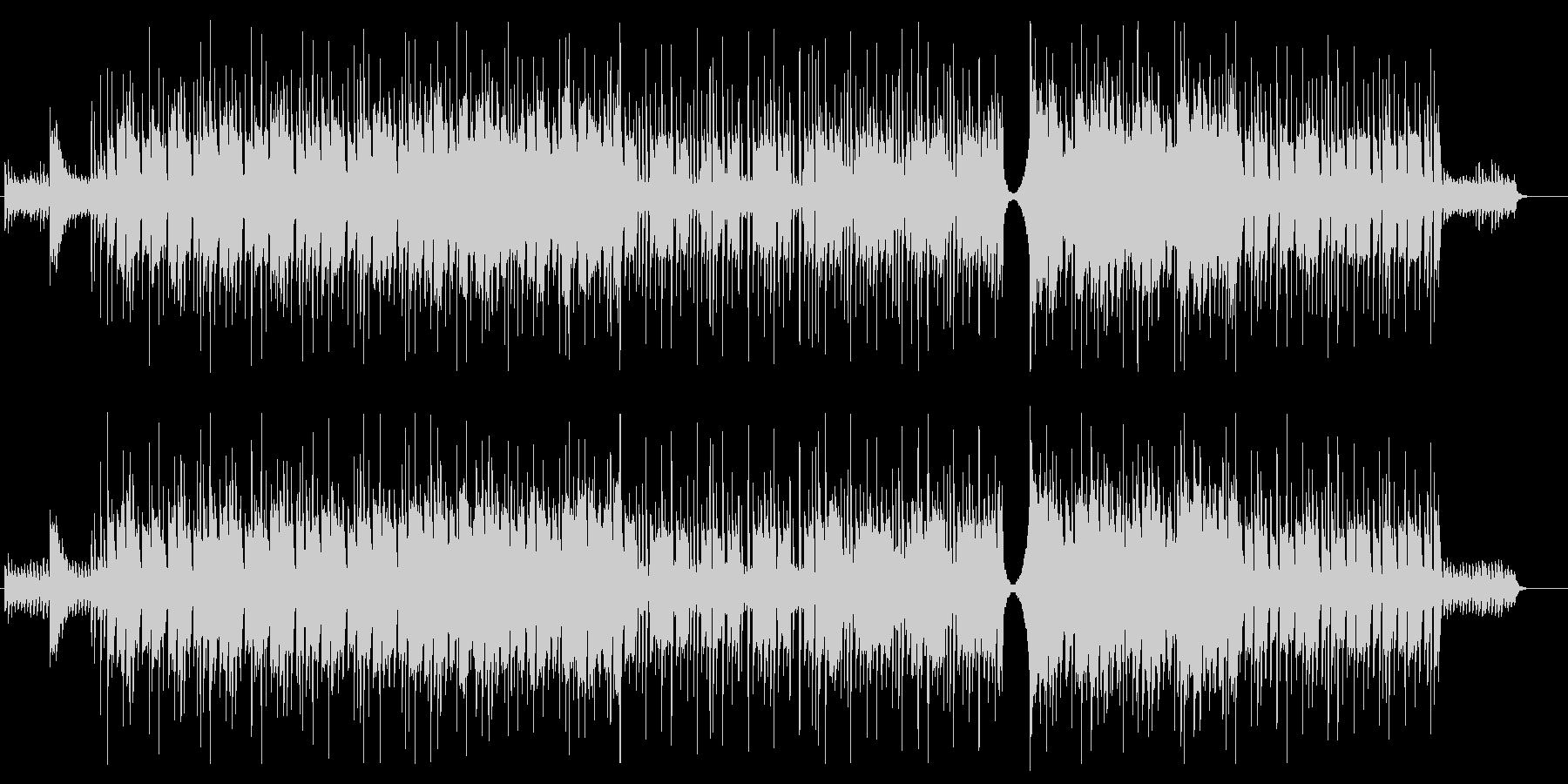 【オーケストラ】ワクワク_朗らか_日常の未再生の波形