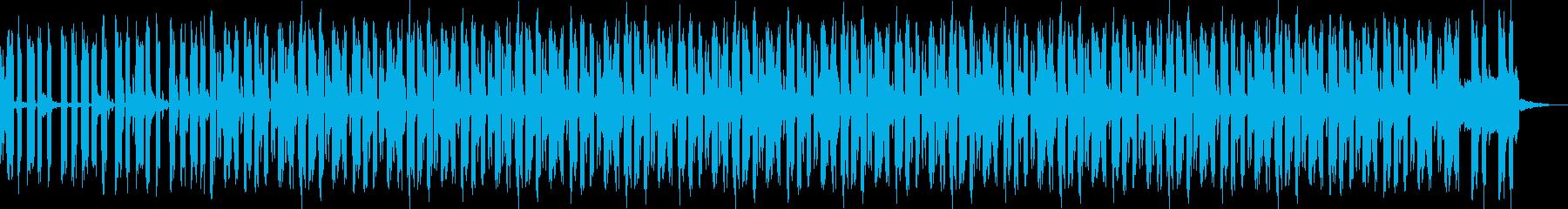 EDMドロップオンリー 03の再生済みの波形
