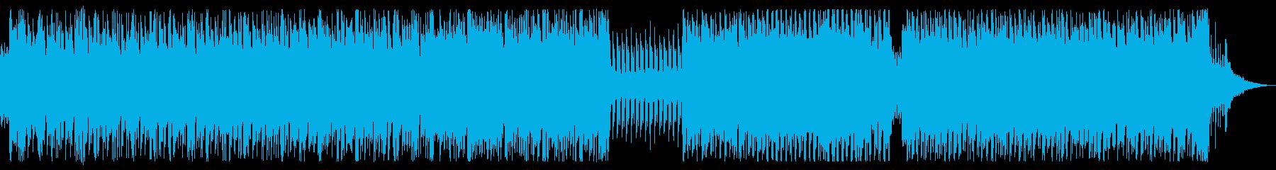 モダン和風EDM/ReMIX/中尺弐の再生済みの波形