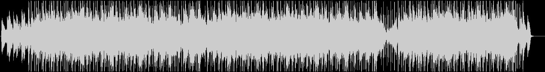 アンビエント感のあるチル、ヒップホップの未再生の波形