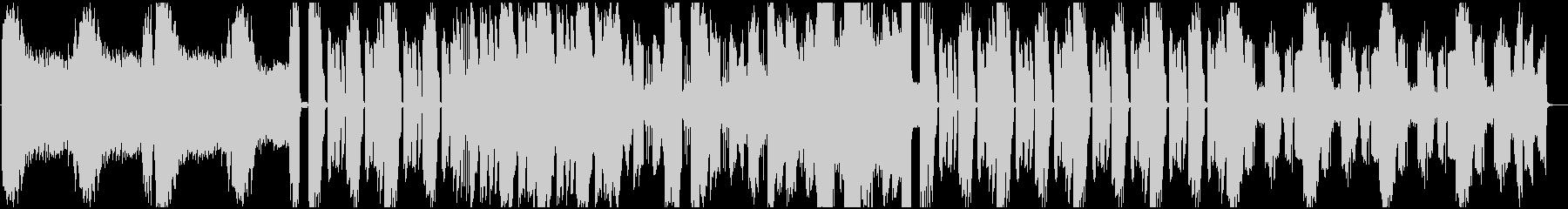 インダストリアル系ダブステップ ハードの未再生の波形