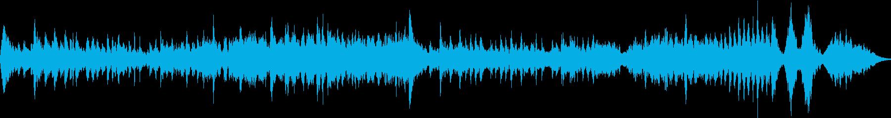 クラシック 楽しげ adverti...の再生済みの波形