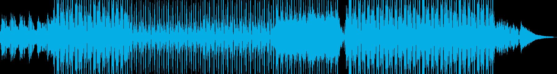 倦怠感が漂うようになった2人のR&B Bの再生済みの波形