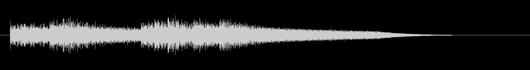 鐘の音 ワーグナーのライトモチーフの未再生の波形