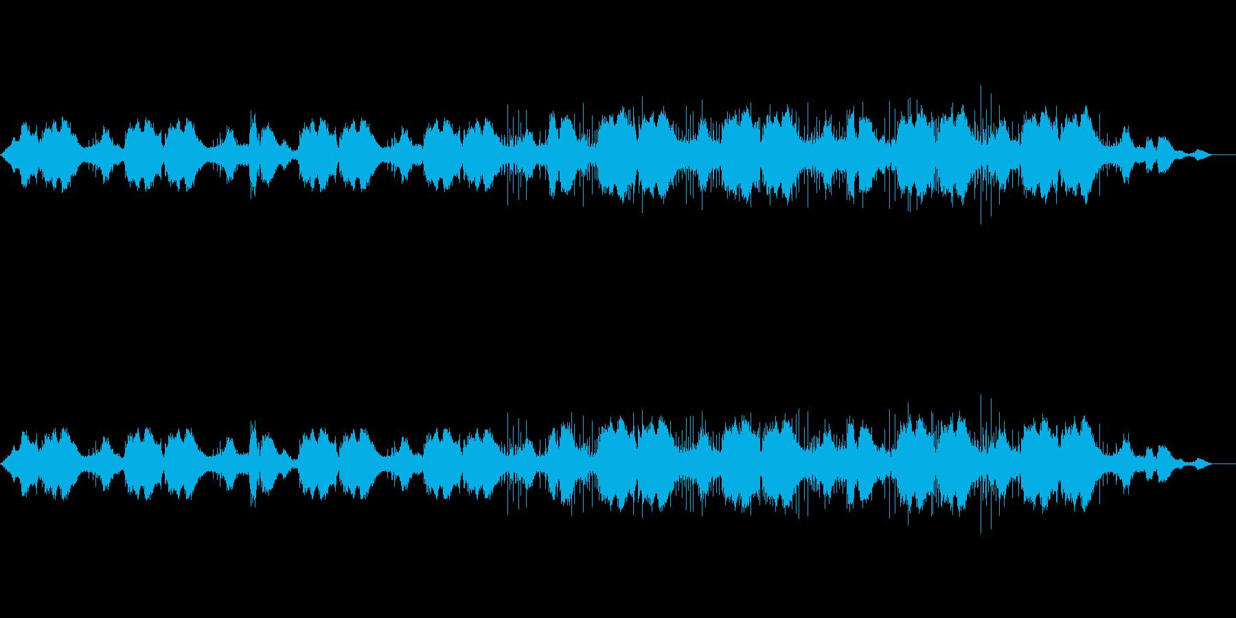 波風彷 4:33の再生済みの波形