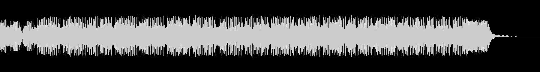 KANTアンビエント神秘200615の未再生の波形