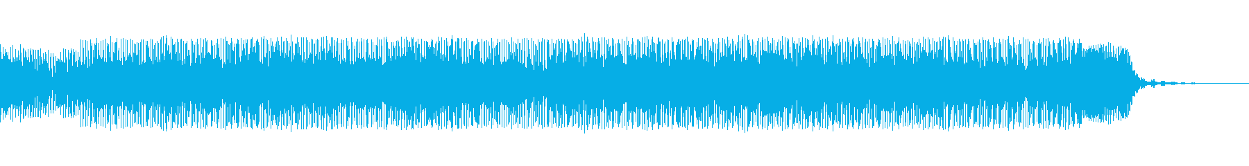 KANTアンビエント神秘200615の再生済みの波形