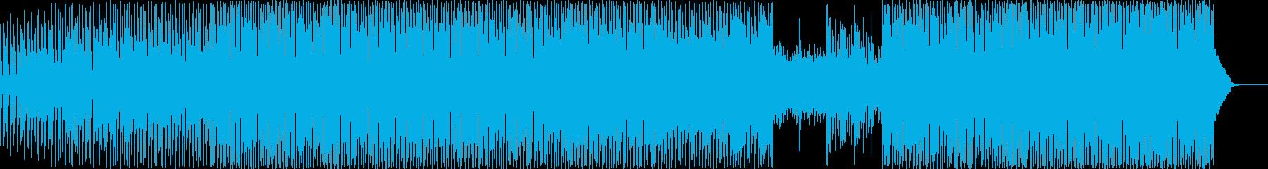 法人 技術的な 楽しげ ハイテク ...の再生済みの波形