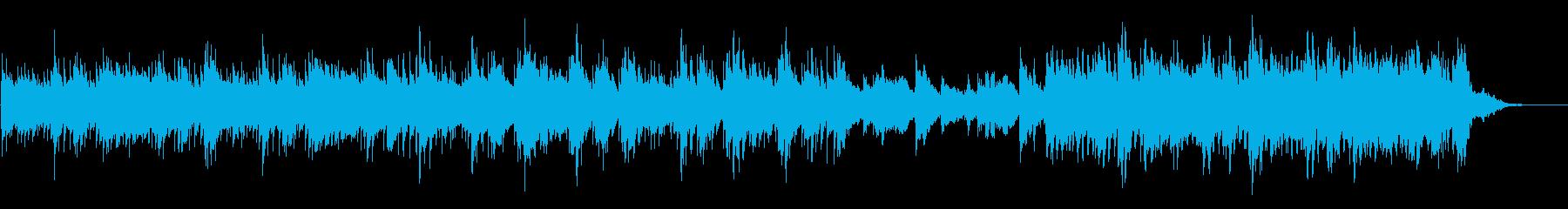 クラシックストリングスが加わった、...の再生済みの波形