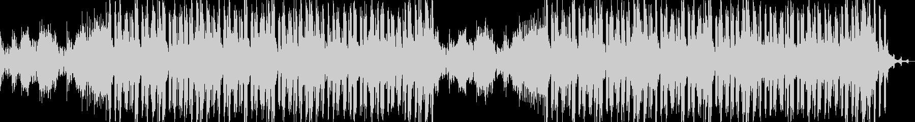 琴メイン 近来的で静かなBGMの未再生の波形