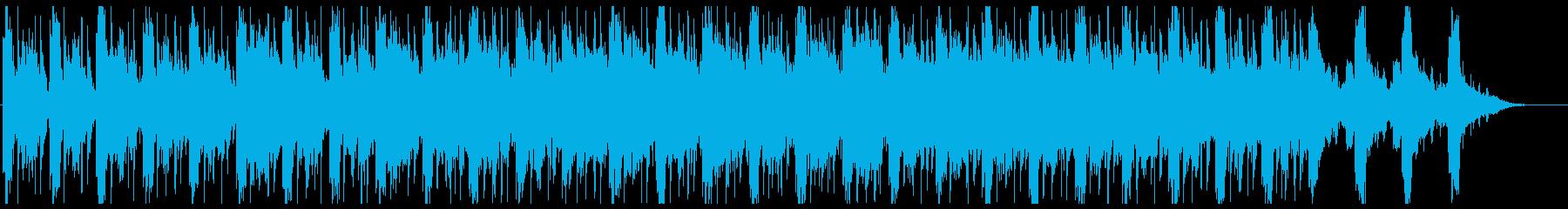 企業VP_重圧のテーマの再生済みの波形
