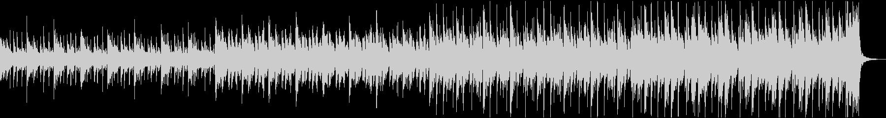 壮大シネマティックエピックトレーラーbの未再生の波形
