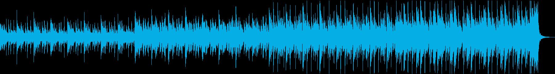 壮大シネマティックエピックトレーラーbの再生済みの波形