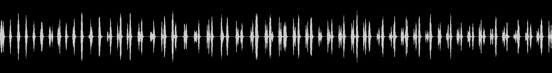 0、1、2、3、4 、. 。 。 ...の未再生の波形