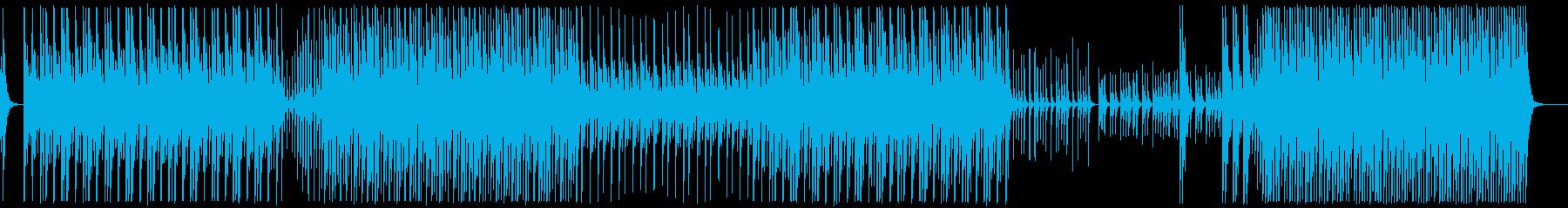 重量感のある力強い和太鼓アンサンブルの再生済みの波形