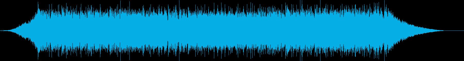 ラテンポップ!サンバなど明るいノリの曲。の再生済みの波形