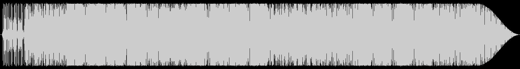 スラップベースを印象的に!の未再生の波形