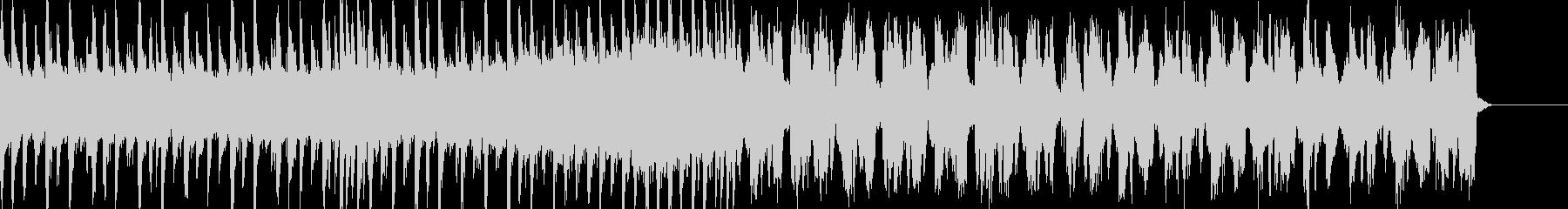 【CM】ワクワクさせるフューチャーベースの未再生の波形