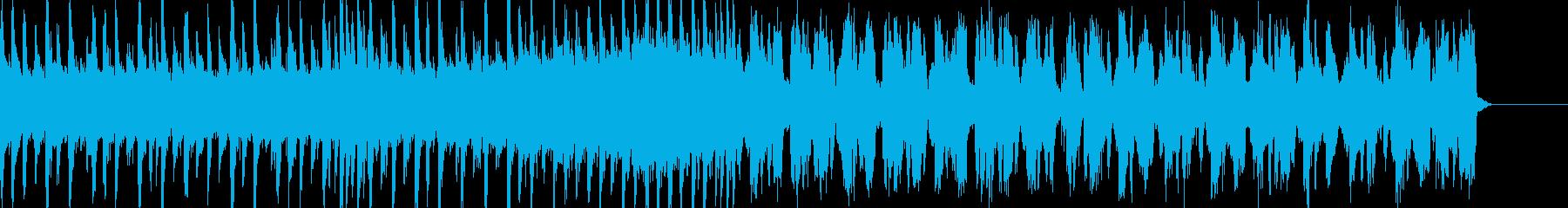 【CM】ワクワクさせるフューチャーベースの再生済みの波形