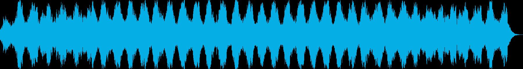 映画のサントラ、動画BGMに最適の再生済みの波形