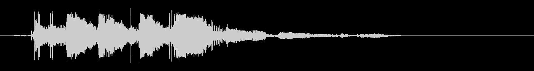 オートバイモトクロス;スタート/回...の未再生の波形