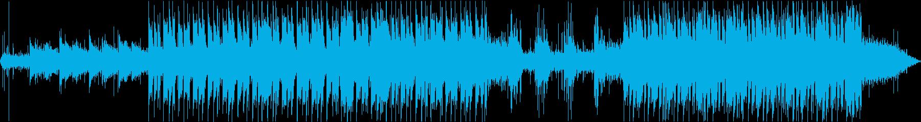 エレピと女性の声・チルでLoFiなビートの再生済みの波形