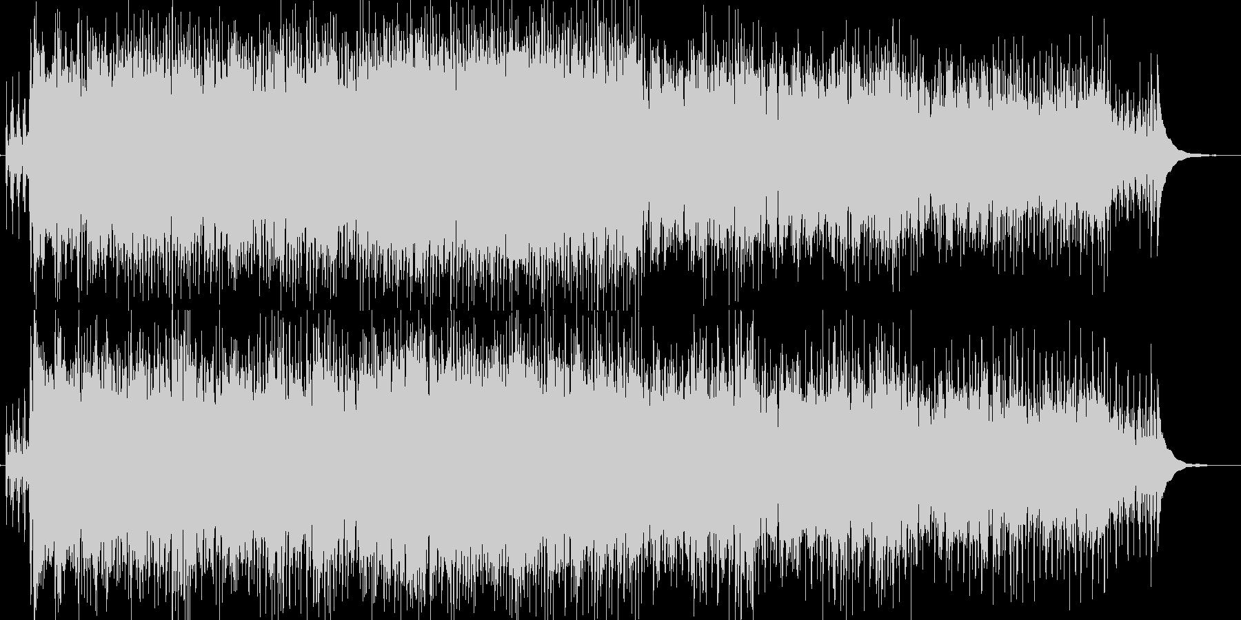 ファンタジーのお祭り曲 ケルト風の未再生の波形