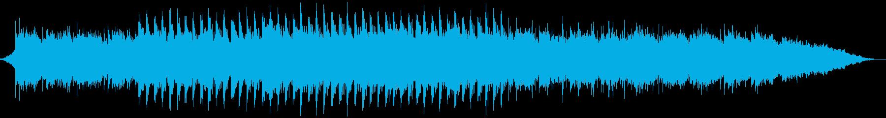 60秒,企業VP,コーポレート,心地よいの再生済みの波形