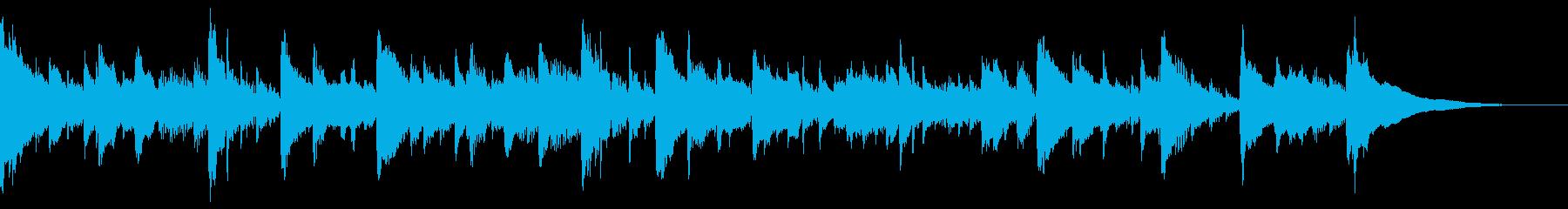 メキシコダンススローリッチラテンギ...の再生済みの波形
