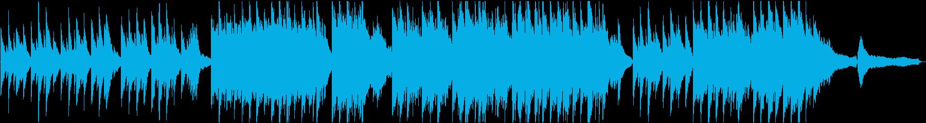 企業VP34 16bit48kHzVerの再生済みの波形