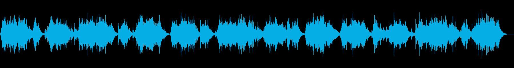 ★★★怪談★心霊★都市伝説★BGM★02の再生済みの波形