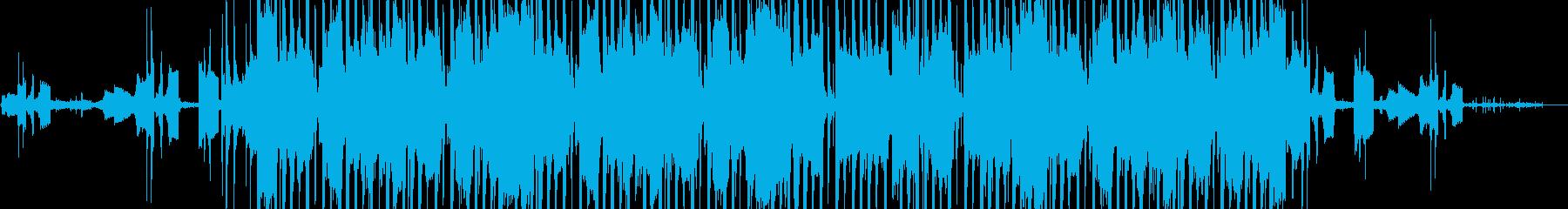 レトロ ゆっくり 魅惑 ファンタジ...の再生済みの波形