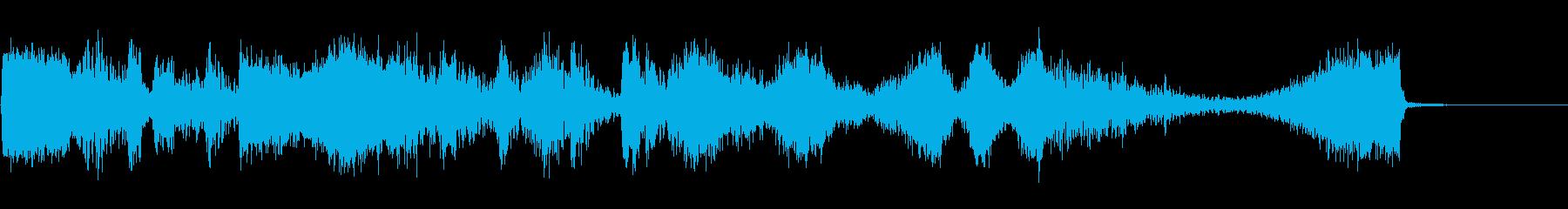 ハードノックスの再生済みの波形