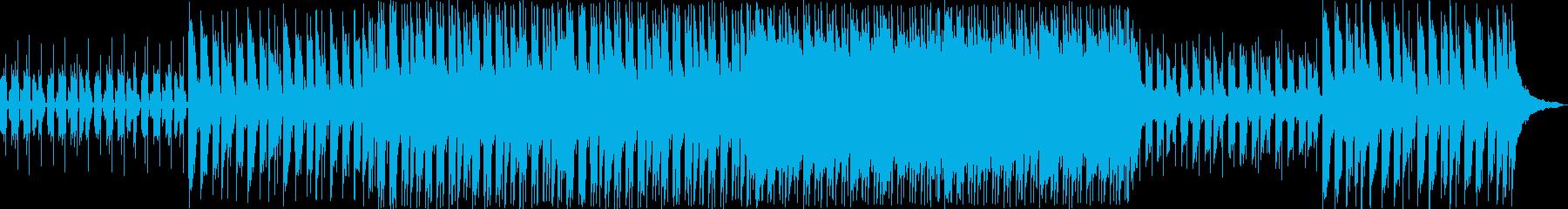 Feel the Wavesの再生済みの波形
