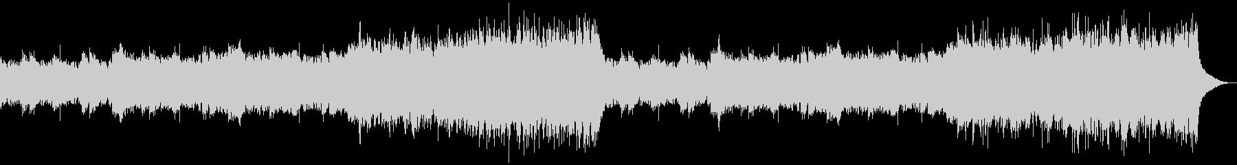 企業VP映像、152オーケストラ、爽快aの未再生の波形