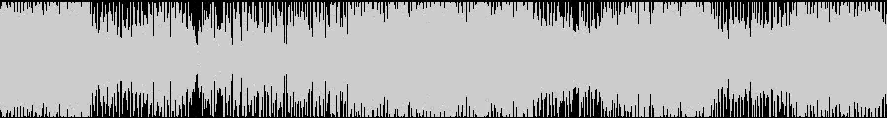 【生アコギ】ループ専用、壮大バラードの未再生の波形
