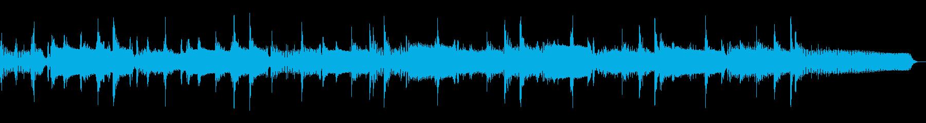 ブエノスディアス、ファーストテンポ...の再生済みの波形