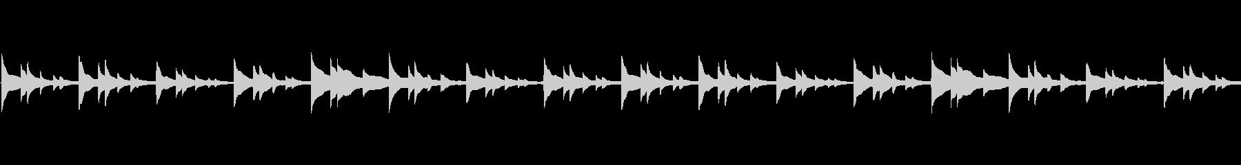 【和風/琴/アンビエント】の未再生の波形