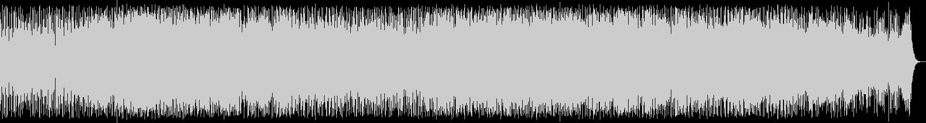 激しいシンセ・ドラムなどポップハウス系の未再生の波形