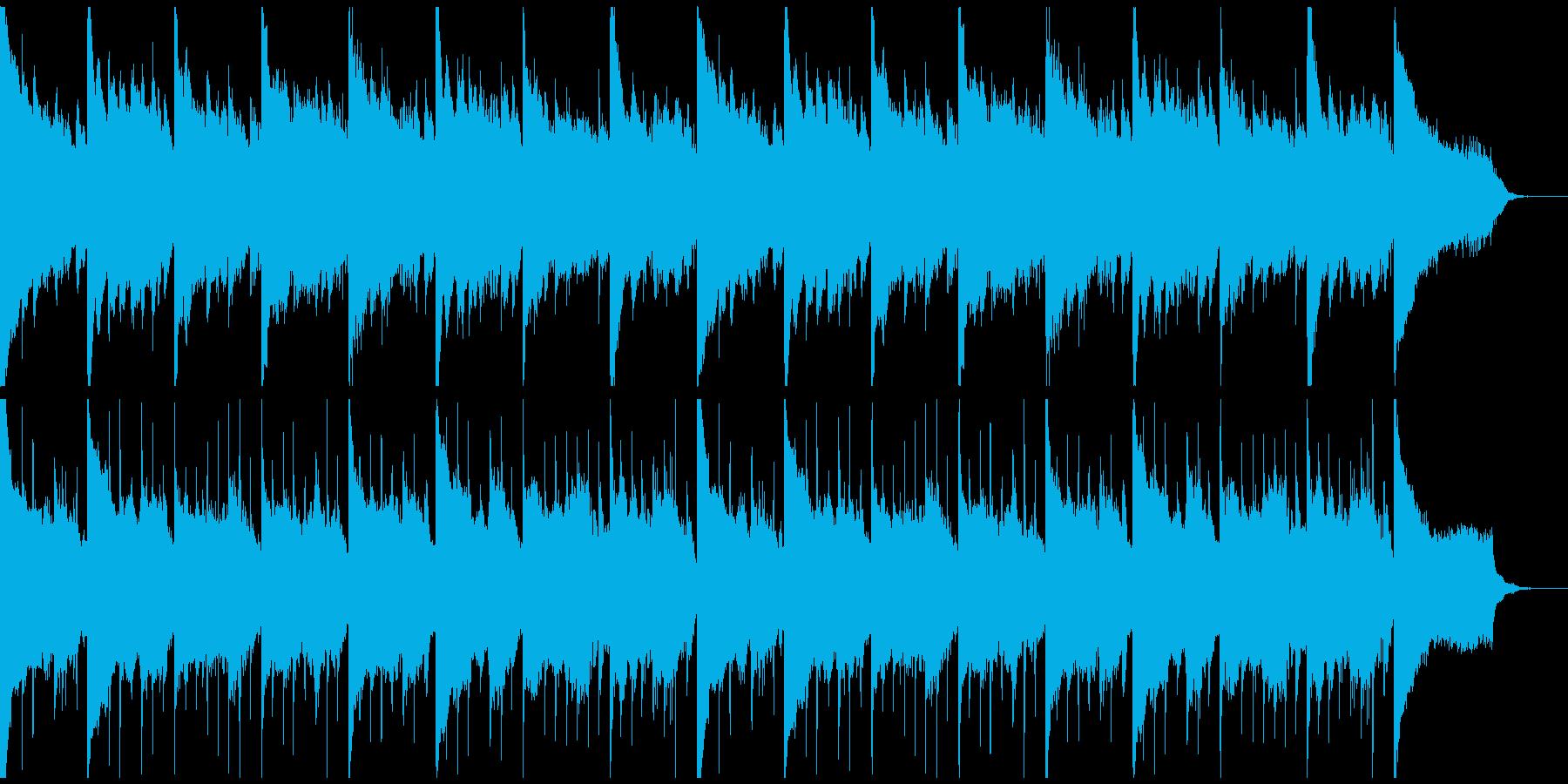企業VP 1/爽やか、安らぎ、ピアノの再生済みの波形