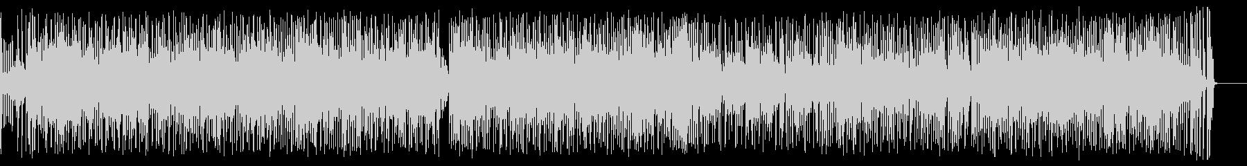 [SAX・フルート生演奏]明るく楽しい曲の未再生の波形