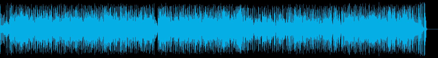 [SAX・フルート生演奏]明るく楽しい曲の再生済みの波形
