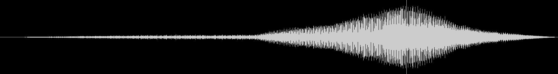 ピックアップトラック:Ext:接近...の未再生の波形