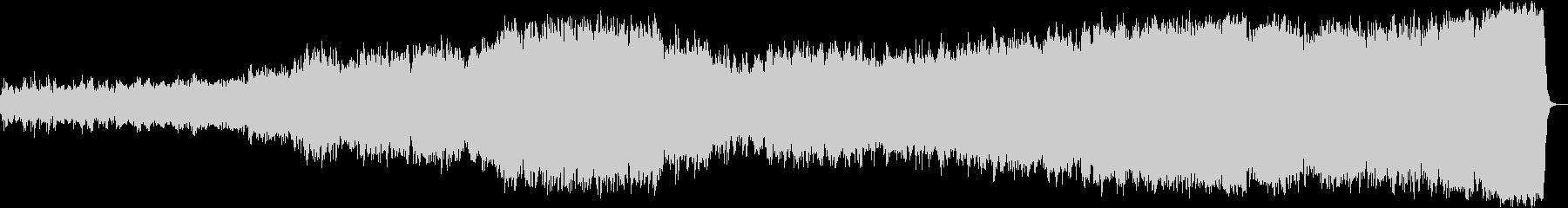ヨハン・パッヘルベルのカノンの未再生の波形