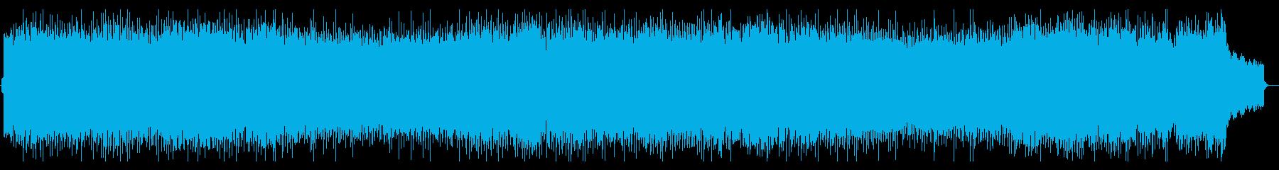 海岸線のドライブデートの再生済みの波形