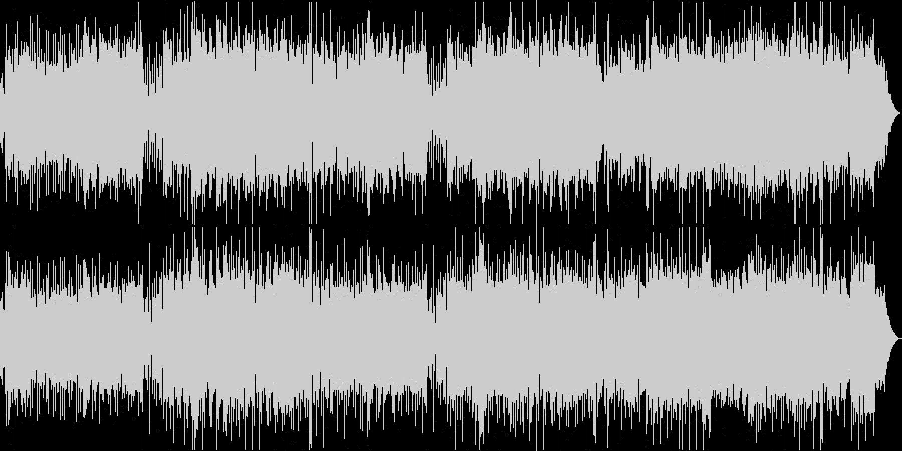 オーケストラピアノ爽やかBGM企業VPの未再生の波形