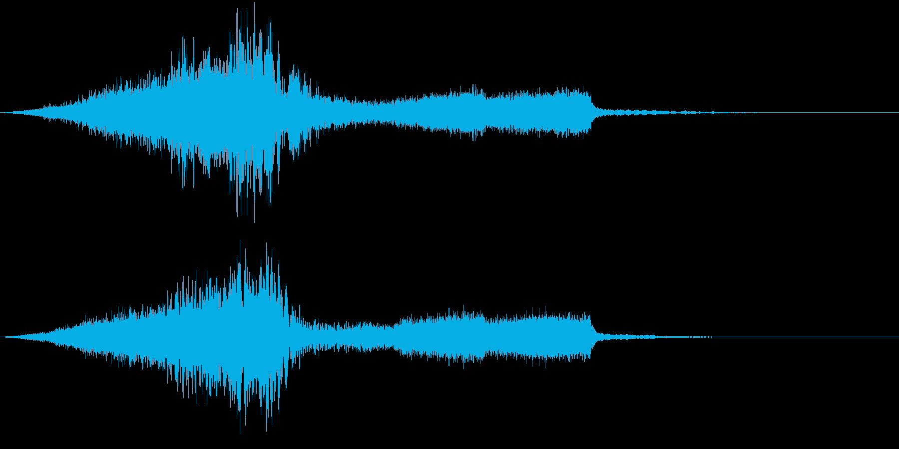 【シネマティック】ライザー_05の再生済みの波形